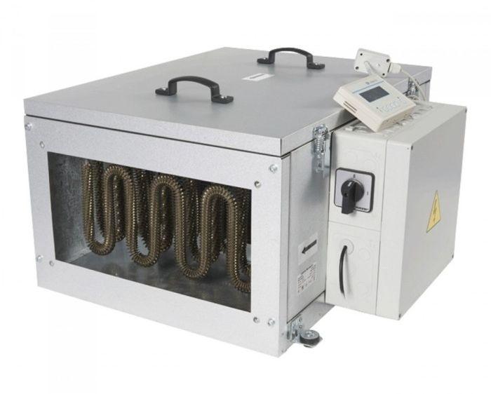 MPA 800 E1 A16 Centrala wentylacyjna nawiewna Centrala wentylacyjna nawiewna z nagrzewnicą elektryczną,wersja z automatyką