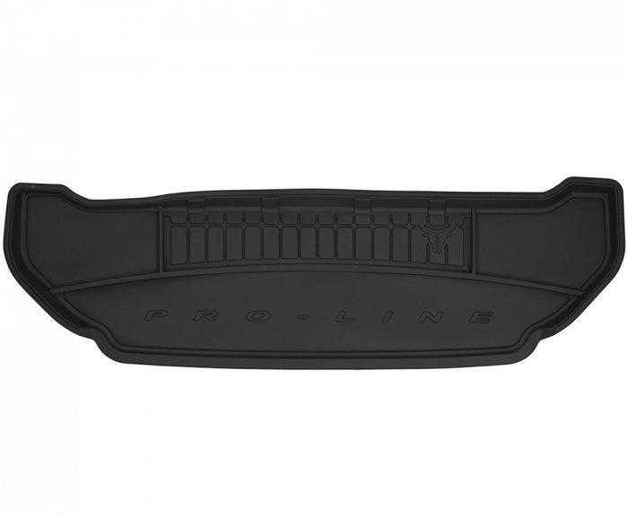 Mata bagażnika gumowa KIA Sorento III od 2015 wersja 7 osobowa ( ostatni rząd siedzeń rozłożony )