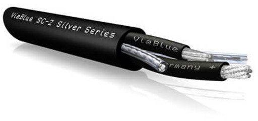 ViaBlue SC-2 Silver Series speaker - (na metry) - Bez - sam przewód