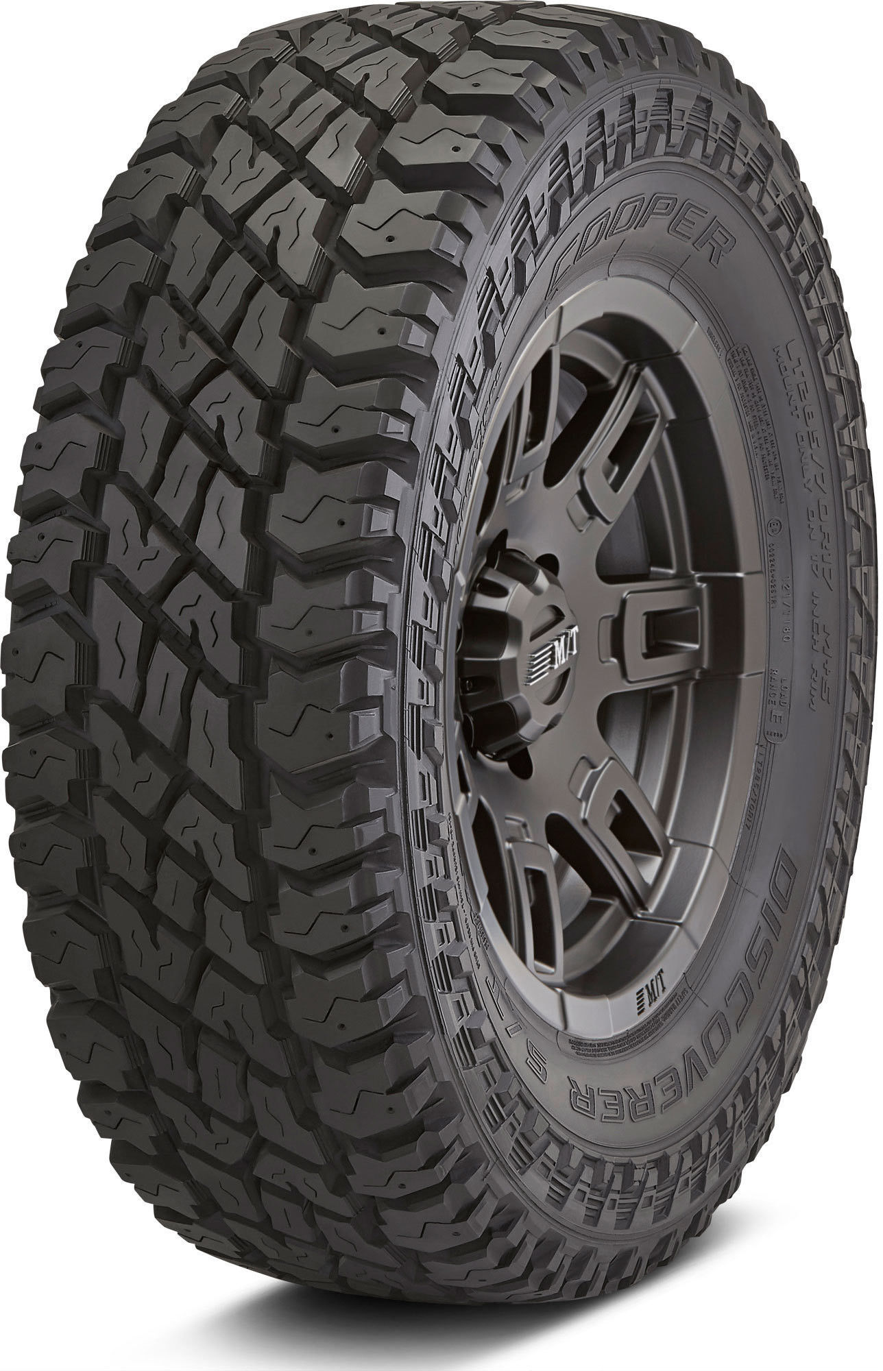 Cooper Discoverer S/T MAXX 235/80R17 120/117 Q BSW