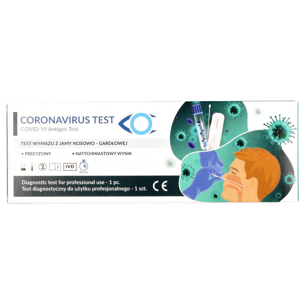 Antygenowy test COVID-19 - ARTRON