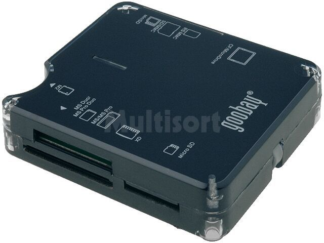 Czytnik kart pamięci USB 2.0