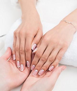 Manicure hybrydowy  Białystok