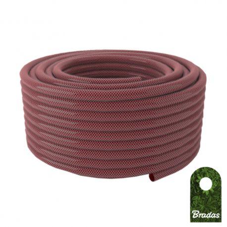 Wąż techniczny 6x2,5mm 50m RED Bradas 9564/8840