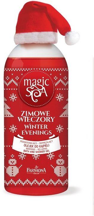 Magic SPA Olejek do kąpieli Zimowe wieczory 500 ml
