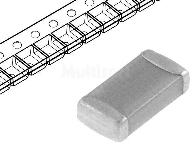 Kondensator ceramiczny MLCC 470pF 100V C0G 5% SMD 1206