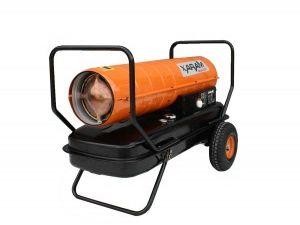 Nagrzewnica olejowa bez odprowadzania spalin Xaram Energy TK-70000