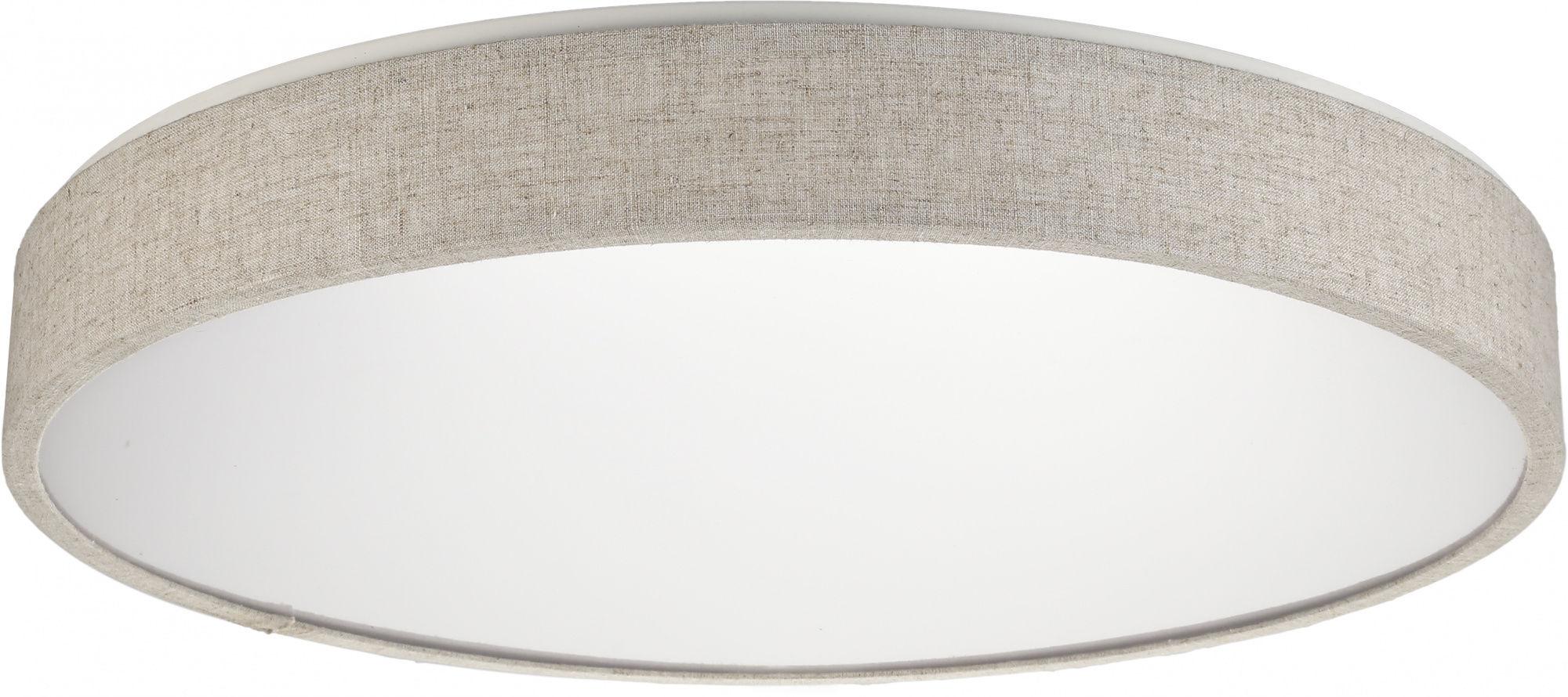 Plafon Collodi 48 CCT AZ2716 AZzardo okrągła oprawa w nowoczesnym stylu