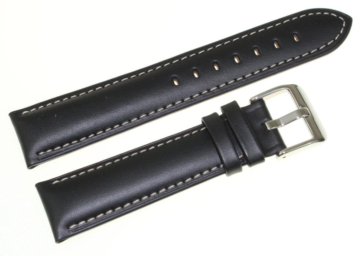 Skórzany pasek do zegarka Bisset 20 mm BS-159.20.18