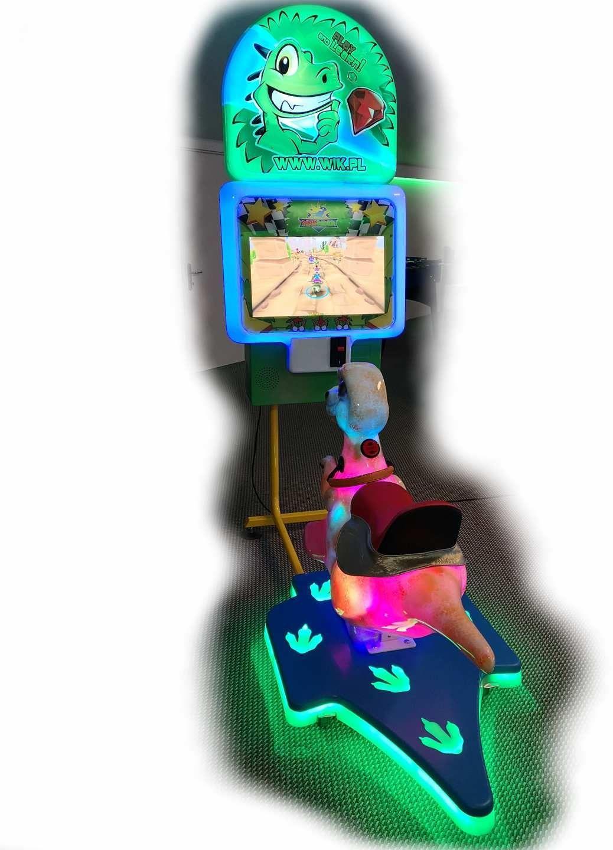 Bujak dla dzieci - Dino Rider