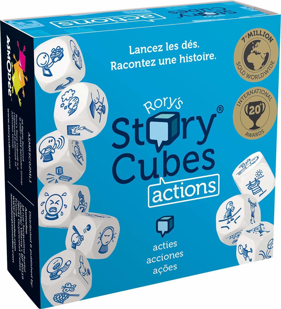 Asmodée kostka z historią Rory''s Story Cubes
