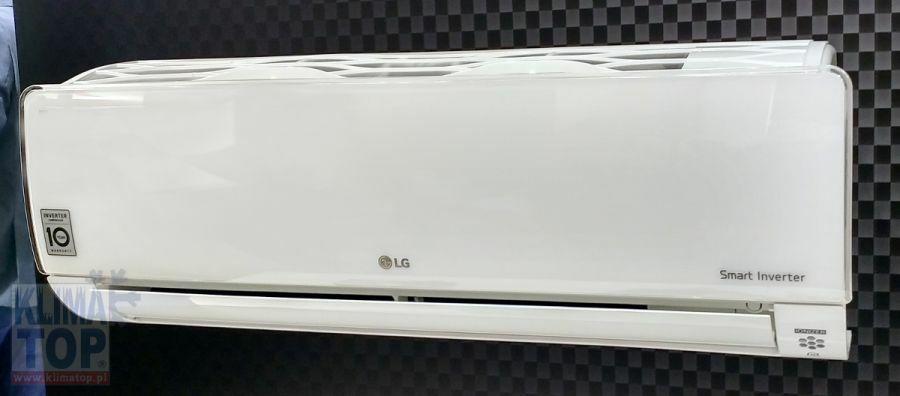 Klimatyzator split Inverter LG DC18RH DELUXE 2021 na max 50m2 z Wi-Fi z montażem w Warszawie i okolicach #JESIENNA PROMOCJA#