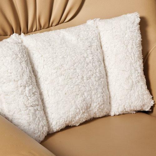 Poduszka lędźwiowa z mikrowłókna