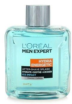 L''Oreal Men Expert Hydra Energetic Ice Impact woda po goleniu dla mężczyzn 100 ml