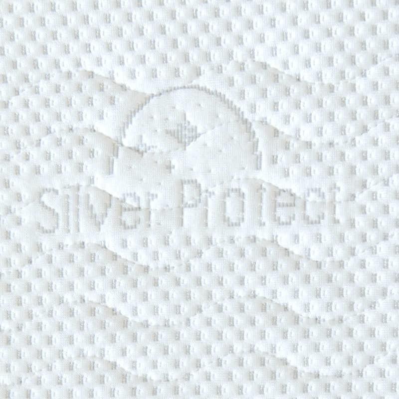 Pokrowiec SILVER PROTECT JANPOL : Rozmiar - 90x200