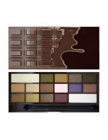 Makeup Revolution Paleta Cieni I Heart Chocolate
