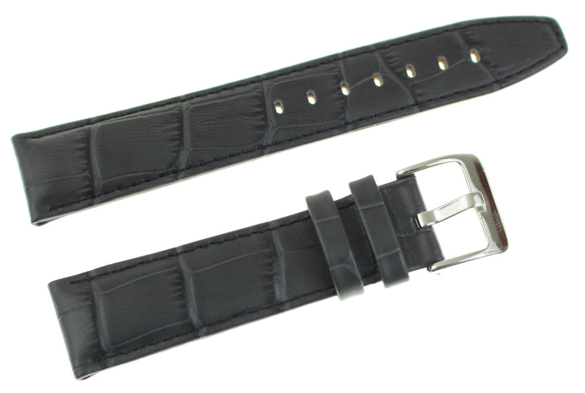 Skórzany pasek do zegarka Bisset 20 mm BS-160.20.18