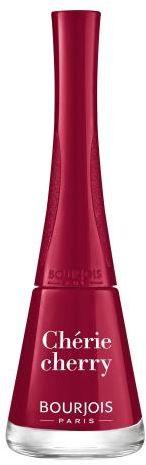 BOURJOIS Paris 1 Second lakier do paznokci 9 ml dla kobiet 08 Chérie Cherry