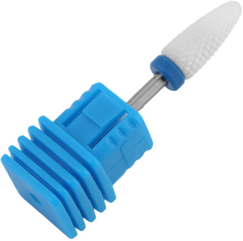 Frez Ceramiczny Stożek Średni Hybryda Żel Akryl FRC500-4