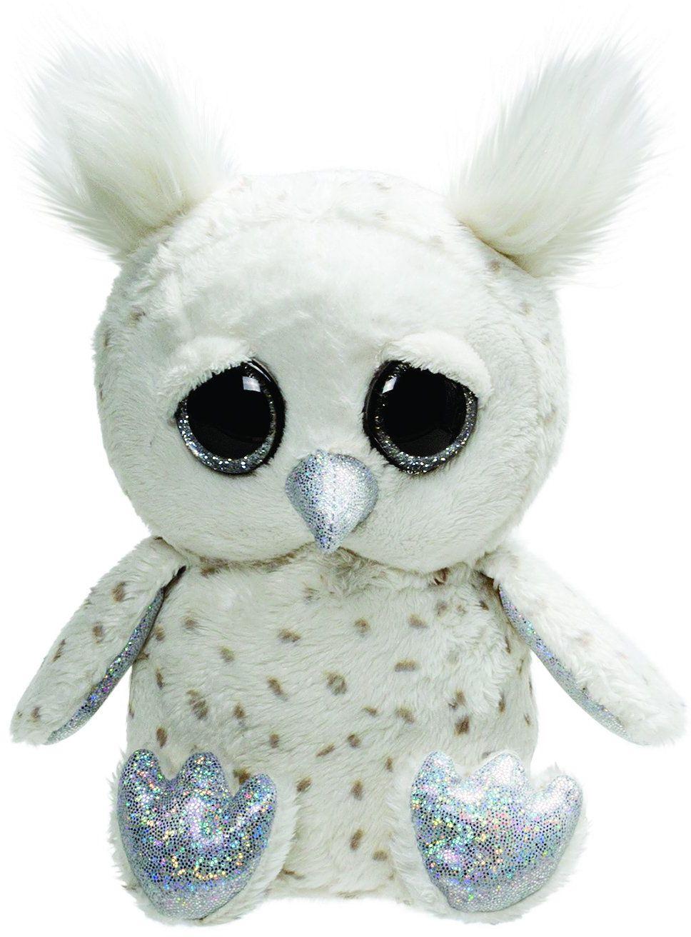 Li''l Peepers 14327 Toots sowa śnieżna pluszowe zwierzątko 14 cm