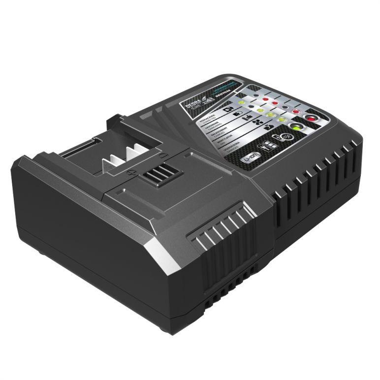 DEDRA Szybka ładowarka - SMART do akumulatorów SAS+ALL 20V DED7039