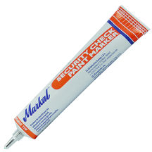 Markal Security Check Paint Marker czarny