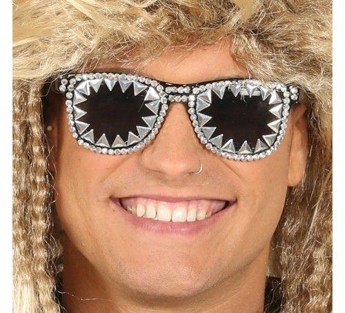 Okulary gwiazdy Rock&Roll