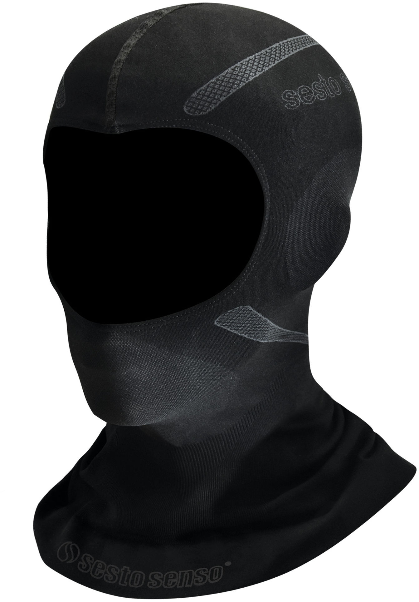 Kominiarka Termoaktywna THERMO ACTIVE, czarna, idealnie dopasowana
