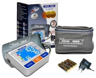 Ciśnieniomierz elektroniczny TMA-500 PRO + zasilacz