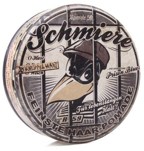 Schmiere Rock Hard Prison Blues woskowa pomada do włosów 140 ml