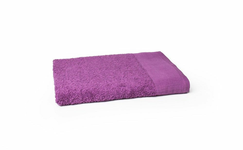 Ręcznik Aqua 70x140 fioletowy frotte 500 g/m2 Faro
