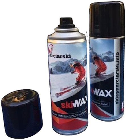 Smar narciarski hydrocarbonowy spray 200ml
