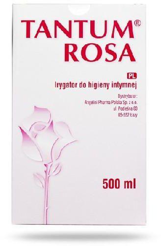 Tantum Rosa Irygator do higieny intymnej 500 ml