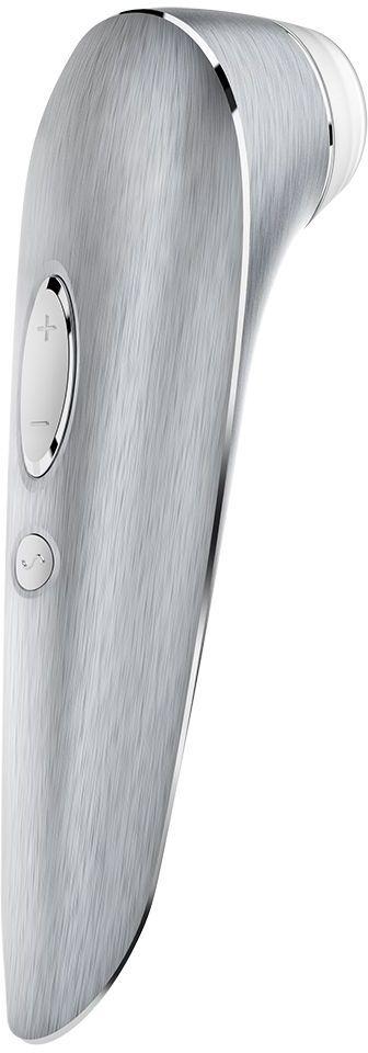 Stymulator Łechtaczki Bezdotykowy Satisfyer Fashion Aluminiowy 100% ORYGINAŁ DYSKRETNA PRZESYŁKA