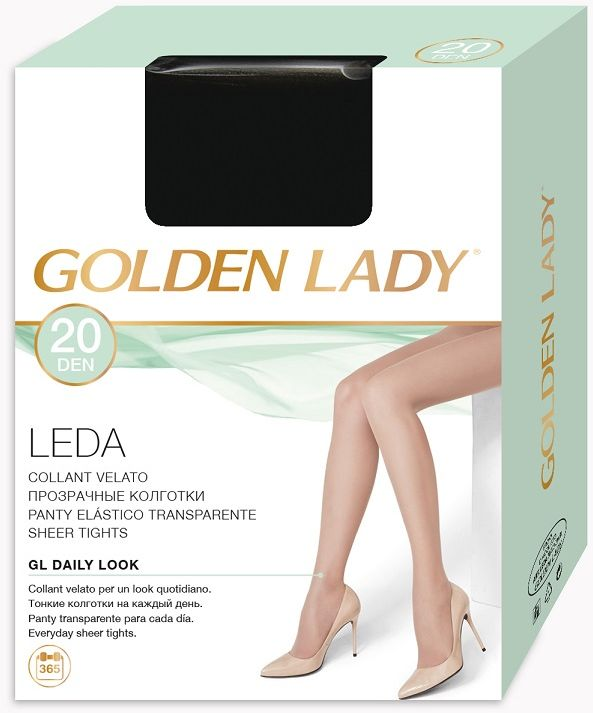 RAJSTOPY GOLDEN LADY LEDA