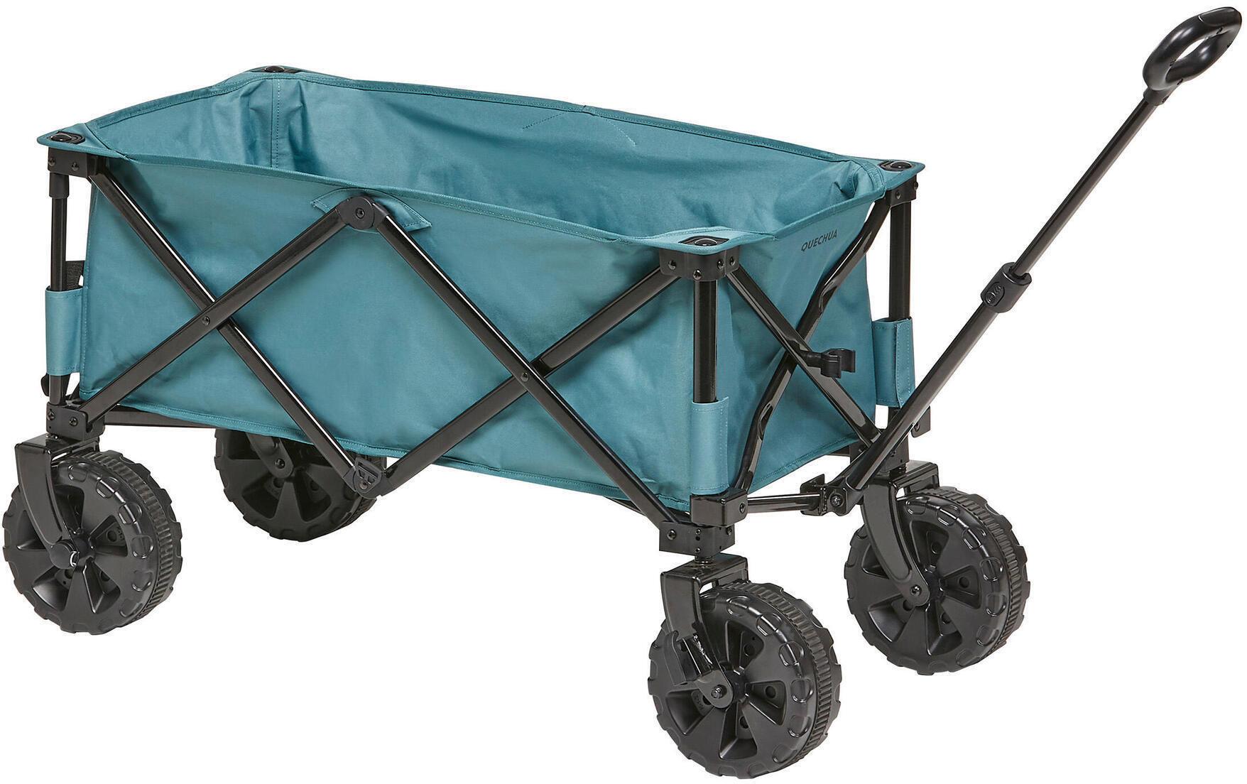 Wózek turystyczny do sprzętu kempingowego - TROLLEY ALL ROAD
