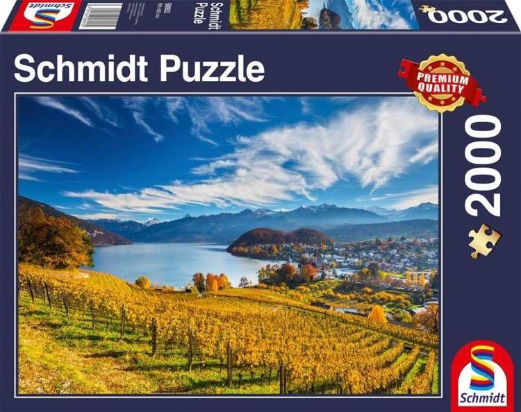 Puzzle PQ 2000 Winnice G3