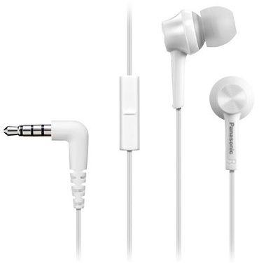 Słuchawki PANASONIC RP-TCM115 Biały