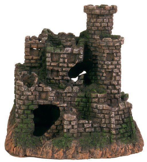Trixie tera RUINY małego zamku