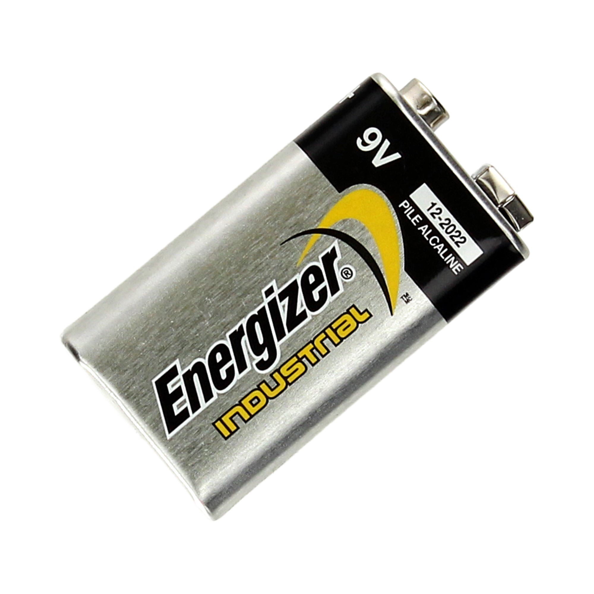 Bateria alkaliczna 6LR61 9V Industrial Energizer