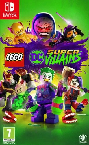 LEGO DC Super Villains NS