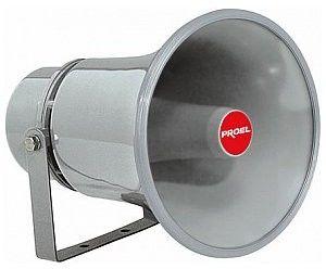 PROEL PA HS15AL Głośnik tubowy, Megafon IP55 100V 15W ZE STEROWNIKIEM