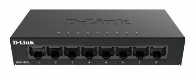 Przełącznik sieciowy D-LINK DGS-108GL