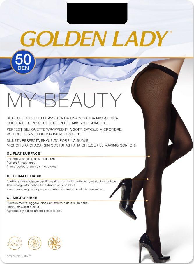 RAJSTOPY GOLDEN LADY MY BEAUTY 50