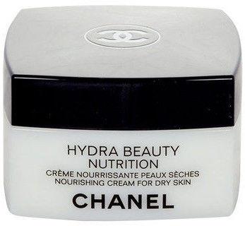 Chanel Hydra Beauty odżywczy krem do bardzo suchej skóry 50 g