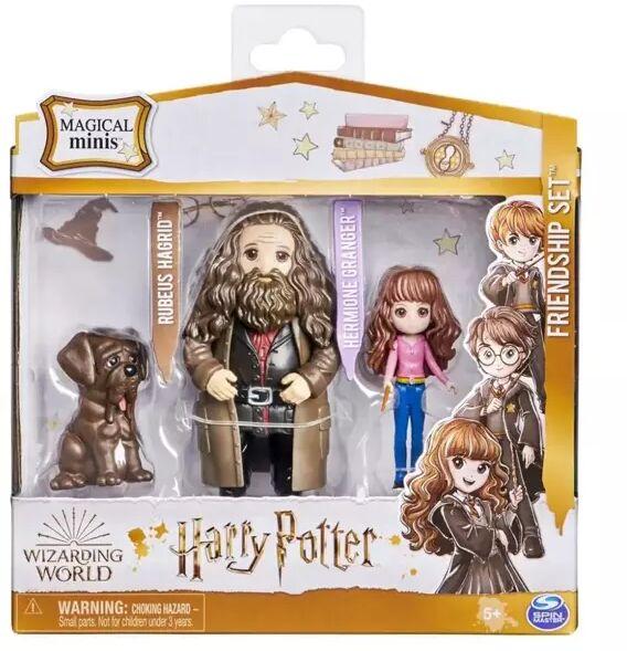 "Wizarding World 2pak - Hermiona, Hagrid 3"" - Spin Master"