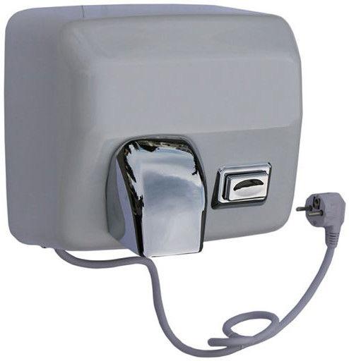Suszarka do rąk Merida Starflow Plus z przyciskiem EIB203 - metalowa biała