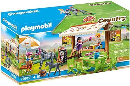 PLAYMOBIL Country 70519 Pony-Café, od 4 lat