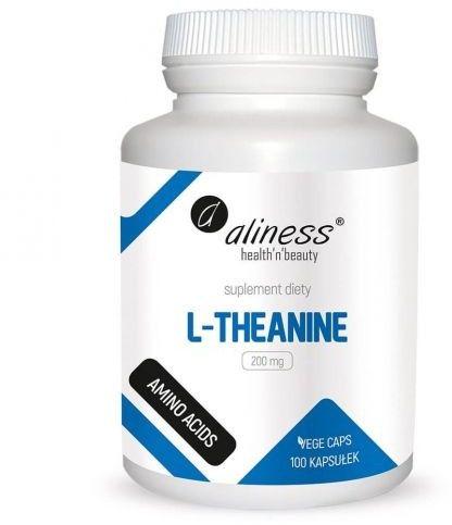 ALINESS L-THEANINE 200mg - 100kaps