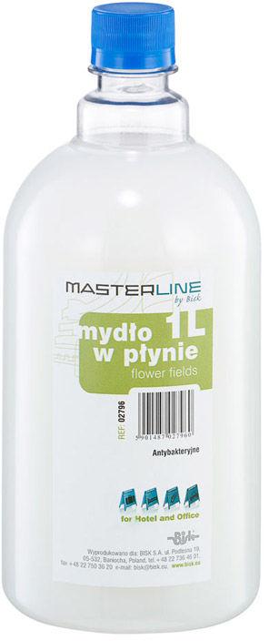 Antybakteryjne mydło w płynie 1 litr BISK białe